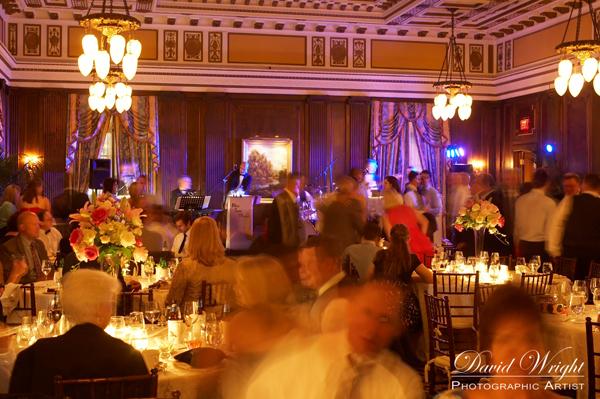 Hermitage Hotel ballroom