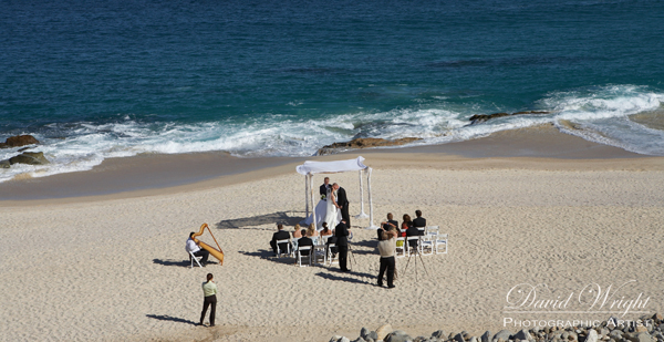 Los Cabos beach wedding