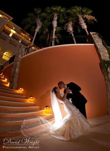 Romantic destination weddings