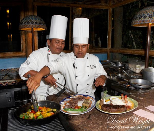 Rehearsal dinner chefs