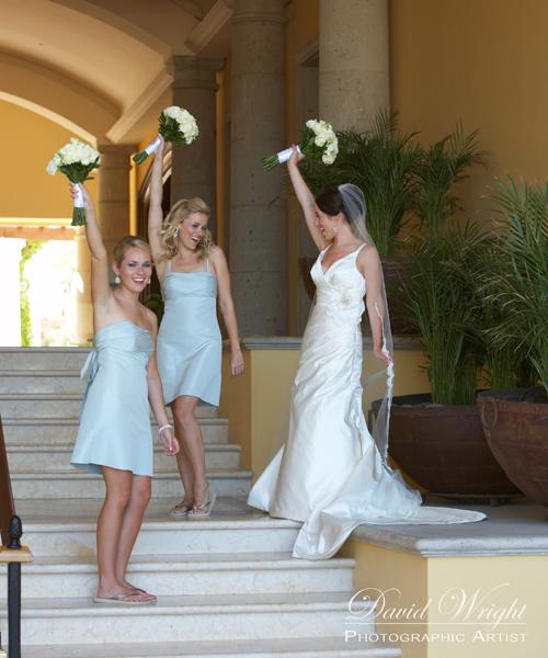 Weddings at Los Cabos Hilton