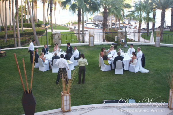 Los Cabos Hilton reception