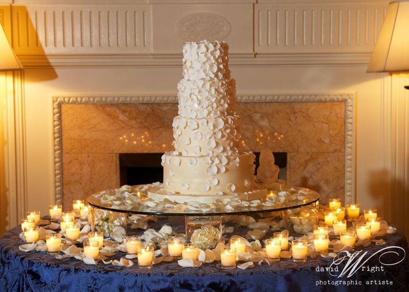 French Confection cakes
