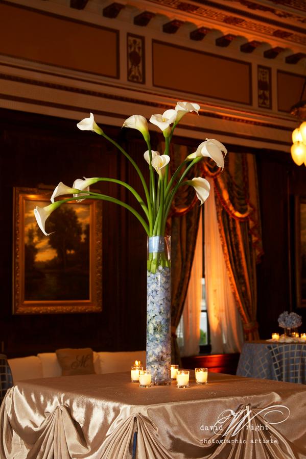 Hermitage Hotel receptions