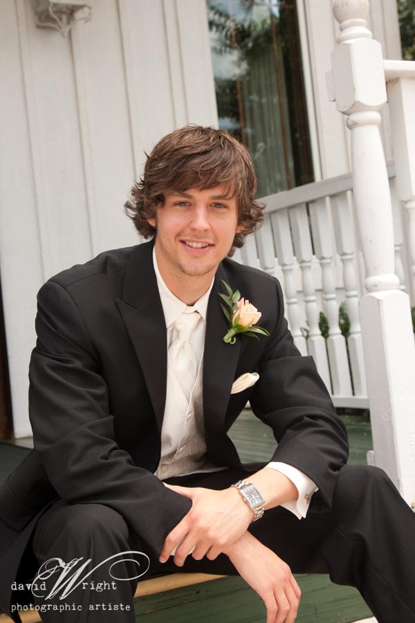 Groom's tuxedos