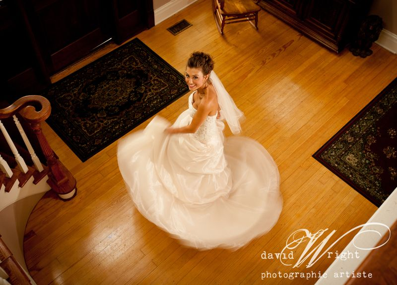 Wedding bridal portraits