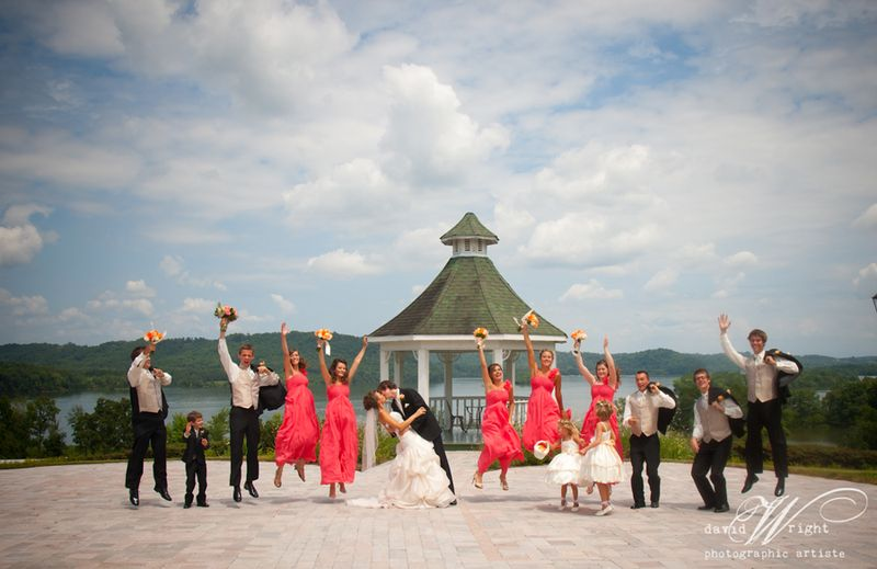 Destination weddings East Tennessee