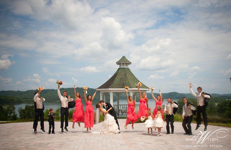 Destination weddings East Tennessee