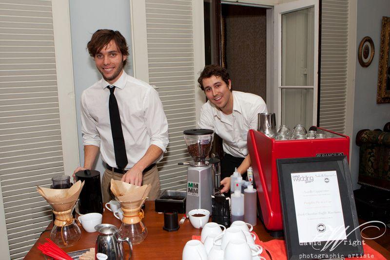 Nashville Espresso Company